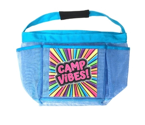 Camp Vibes Shower Caddy