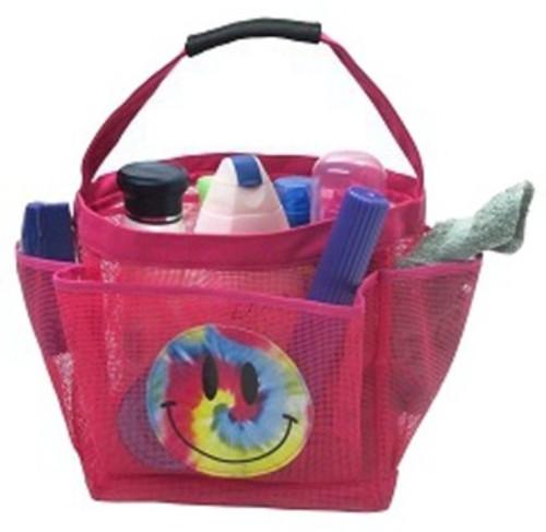 Tie Dye Smile Shower Caddy