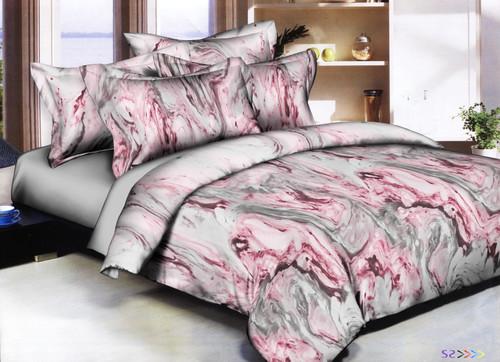 Marble Blend Linen Set