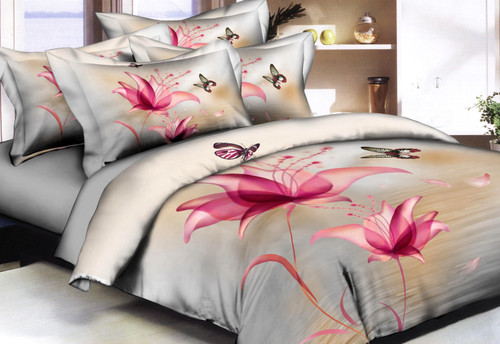 Natures Beauty Linen Set