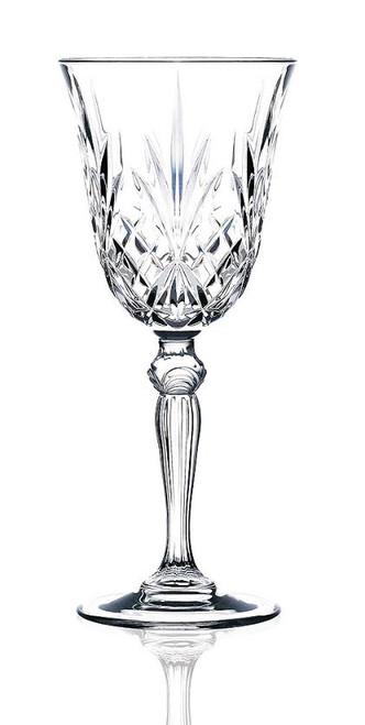 Lorenzo Melodia Crystal Water Glass Set
