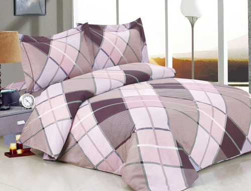 French Triangle Deep Linen Set
