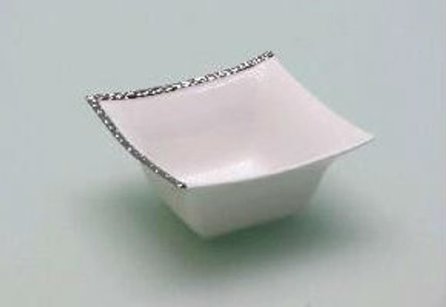 Danico Silver Relief Small Bowl