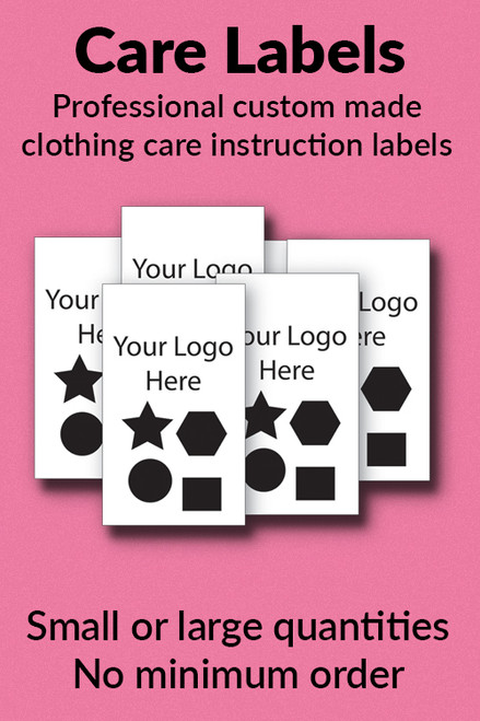 Care CUSTOM Labels