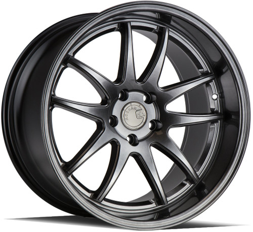 Aodhan DS02 18x8.5 5x114.3 +35 73.1 Hyper Black