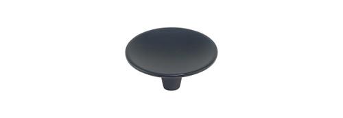"""Mid-century Modern 2.5"""" Concave Round Knob"""