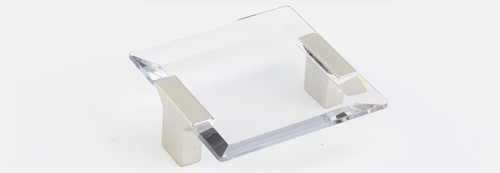 Acrylic Square Pull