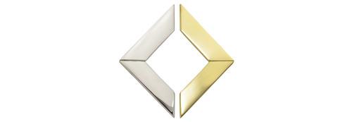 Small Half Diamond Obi Pull