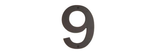 Sandcast Bronze House Numbers