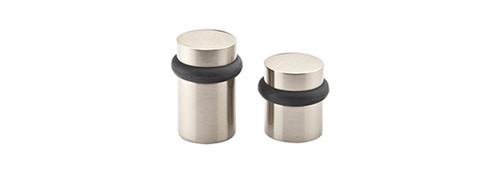 Cylinder Floor Mount Door Stop