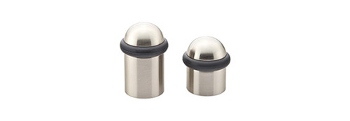 Dome Top Cylinder Floor Mount Door Stop