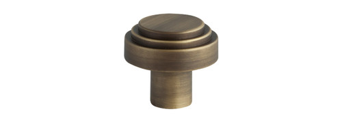 Deco Round Knob
