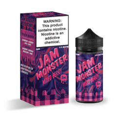 Jam Monster Mixed Berry 100ml eJuice