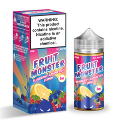 Fruit Monster Blueberry Raspberry Lemon 100ml eJuice