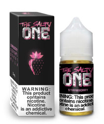 The Salty One Strawberry 30ml eJuice