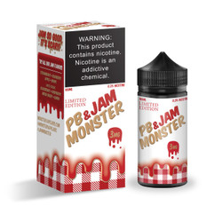 PB & Jam Monster Strawberry eJuice