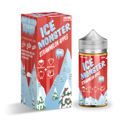 Ice Monster Strawmelon Apple 100ml eJuice