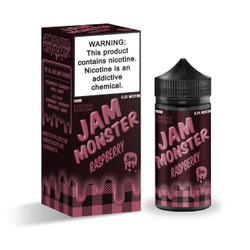 Jam Monster Raspberry 100ml E-Juice