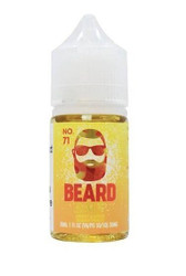 Beard Vape Salts No.71 30ml eJuice