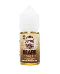 Beard Vape Salts No.32 30ml eJuice