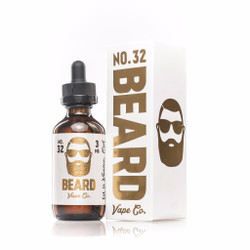 Beard Vape No.32 60ml eJuice