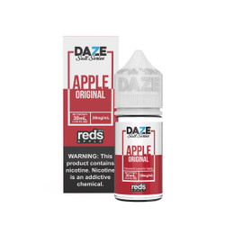 Red's Salt Apple eJuice