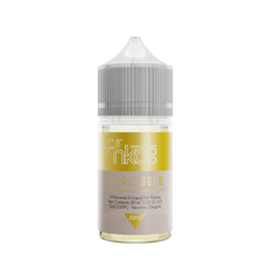 Naked 100 Salt Euro Gold 30ml eJuice