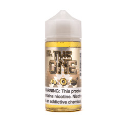 The One Marshmallow Milk 100ml eJuice