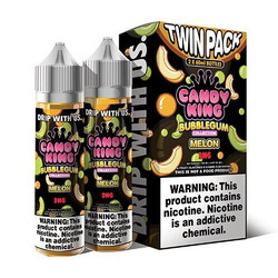 Candy King BubbleGum Melon 120ml eJuice