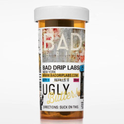 Bad Drip Salts Ugly Butter 30ml eJuice