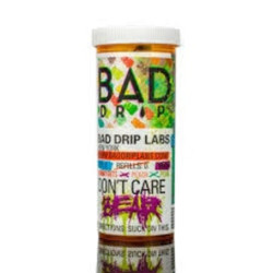 Bad Drip Don't Care Bear 60ml eJuice