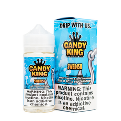 Candy King Swedish 100ml eJuice