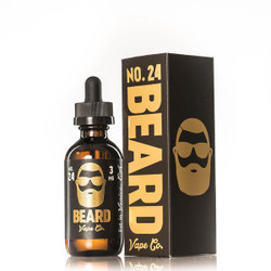 Beard Vape No.24 60ml eJuice
