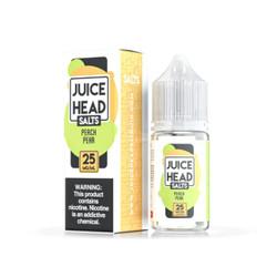 Juice Head Peach Pear Salts 30ml ejuice