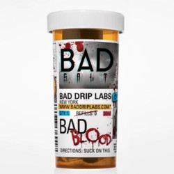 Bad Drip Salts Bad Blood 30ml eJuice
