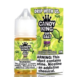 Candy King on Salt Hard Apple 30ml eJuice