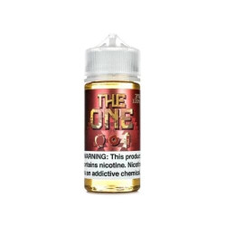 The One Apple Cinnamon Donut Milk 100ml eJuice