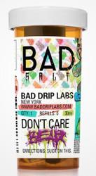 Bad Drip Salts Don't Care Bear 30ml eJuice