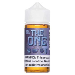 The One Blueberry 100ml eJuice