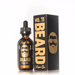 Beard Vape No.71 60ml eJuice
