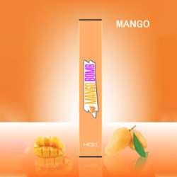 HQD Stark Mango Bomb Disposable Device - 1PK  | HQD Disposable Device