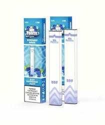 Mr.Freeze Blue Raspberry Frost Disposable Vape Pod  | Mr.Freeze Disposable Device