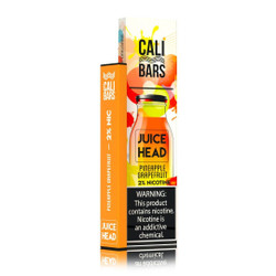 Juice Head Cali Bars Pineapple Grapefruit Disposable Vape Pod