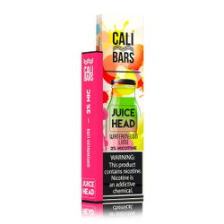 Juice Head Cali Bars Watermelon Lime Disposable Vape Pod