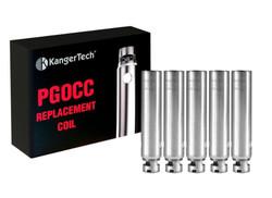 Kanger PGOCC Replacement Coil - 5PK   Kanger Replacement Coil