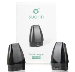 Suorin Vagon AiO Pod Cartridge - 2PK