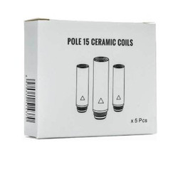 iJoy Pole Pod-15 Replacement Coil - 5PK | iJoy Replacement Coil