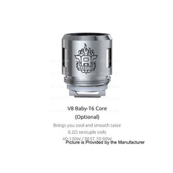 SMOK TFV8 Baby T6 Replacement Coil - 5PK | SMOK Replacement Coil