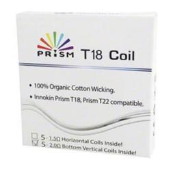 Innokin Prism / T18 / T22 Coil - 5PK