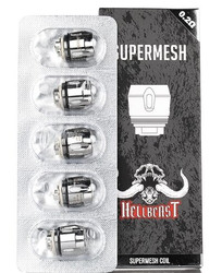 HellVape HellBeast SuperMesh Replacement H1 0.2 Ohm Coil -5PK | HellVape Replacement Coil